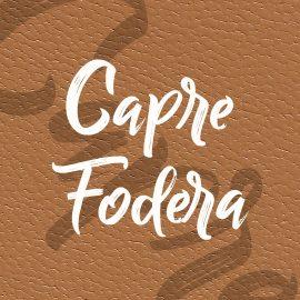 Capre Fodera