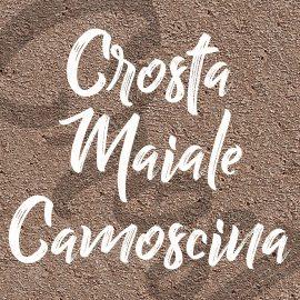 Crosta Maiale Camoscina